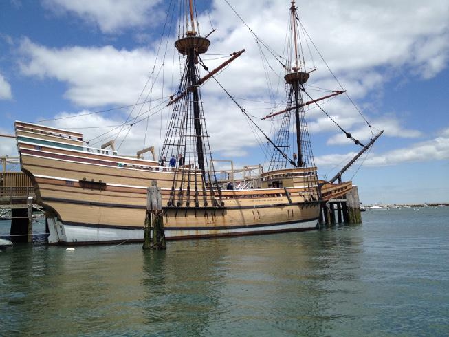 Mayflower-from-ocean