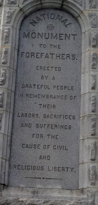 Monument-dedication
