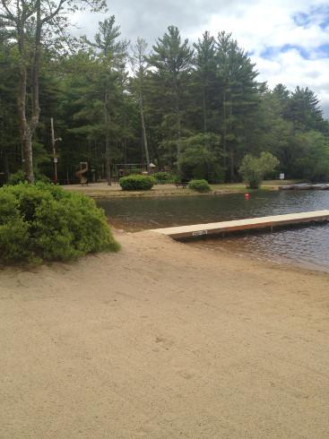 Pinewood-beach-lake