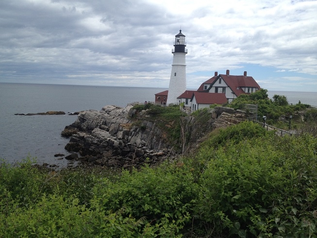 Portland-Head-Light-view-from-West