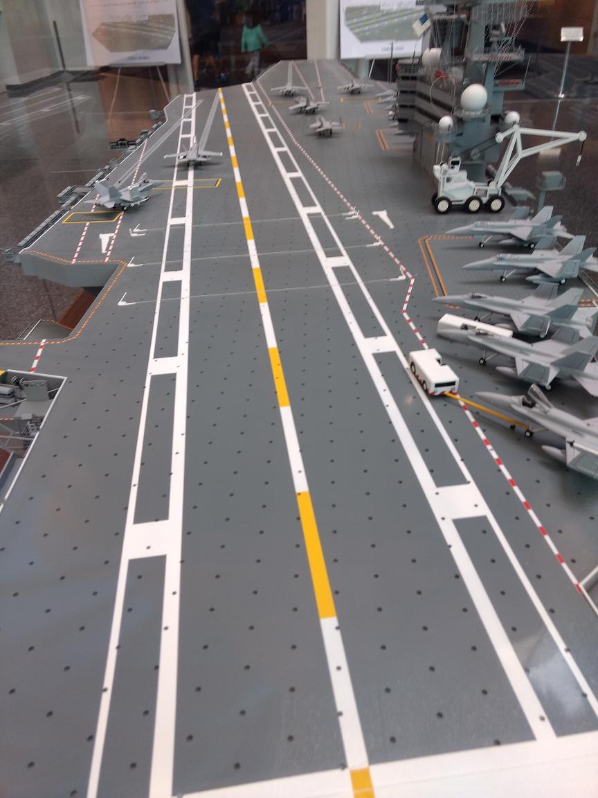 model-carrier
